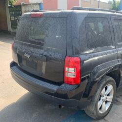 Крышка багажника Jeep Patriot 2011-15 USA