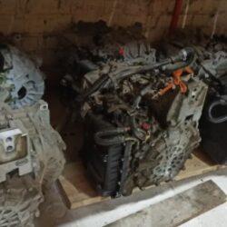 АКПП в сборе Hyundai Sonata 15-17 2.4 usa 450003B790