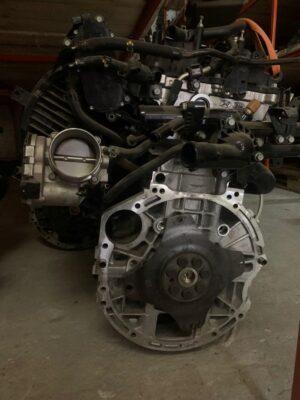 Двигатель Hyundai Sonata 2012 YF 2.4 (usa) 115 000 миль