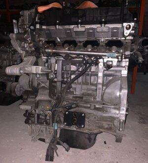 Оригинальный бу мотор на киа оптима американец 84200 пробег