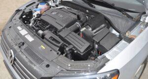 Двигатель Volkswagen Passat B7 2011-15 1.8Т CPKA американка 90000 миль