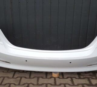 Оригинальный бампер задний 2016 на Соната ЛФ в белом, сером цвете