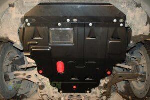Оригинал декоративная защита двигателя Соната ЕФ