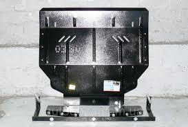 Защита поддона двигателя на Hyundai Sonata YF 2011-14