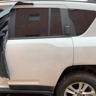 Дверь Jeep Compass 2011-2016 задняя левая белая USA (Америка)