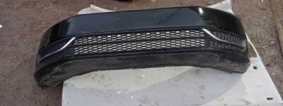 Бампер передний Volkswagen Passat B7 чёрный USA (Америка)