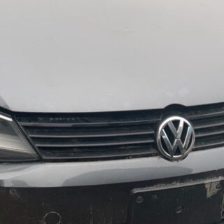 Фара Volkswagen Jetta VI передняя USA (Америка)