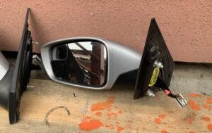 Зеркало боковое Hyundai Sonata YF серое