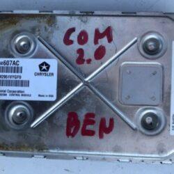 Б/у блок управления мотора 2.0 Джип Компас американец