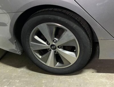 Диски комплект R-16 на Hyundai Sonata YF 2011-14 hybrid