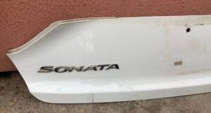 Накладка на крышку багажника Hyundai Sonata LF 2014-17