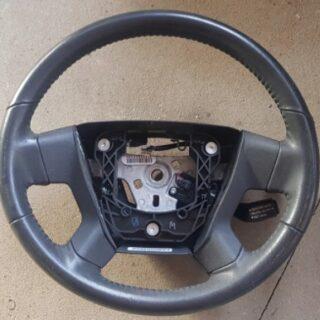 Рулевое колесо черный Джип Компас