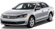 Разборка Volkswagen Passat B7 (USA)