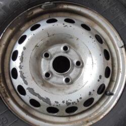 Диск железный R15 VW B7 10-14 2K0601027