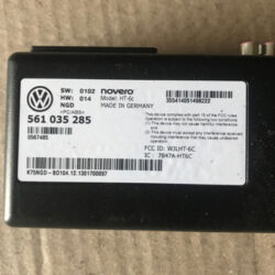 Блок электронный VW Пассат B7 7P6035730F
