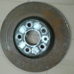 Диск тормозной передний левый B7 561615301B