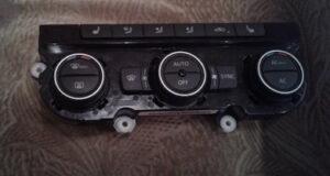 Блок управления климатом VW Passat B7 USA 10-14 561907044G