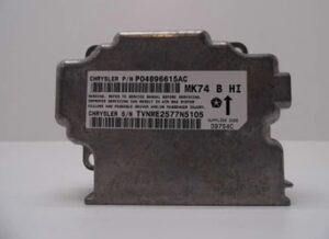 Блок управления AIR BAG (подушками безопасности) JEEP Patriot MK74 06-16 68232713AC