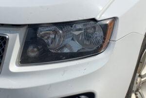 Фара левая передняя Jeep Compass 2014-16 68171215AB оригинал