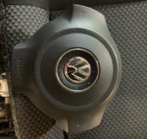 Airbag подушка безопасности в руль Volkswagen Jetta 6 2010-17 USA