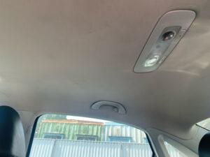 Потолок под люк Volkswagen Passat B7 серый 49400 миль