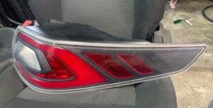 Задний фонарь правый LED Kia Optima Hybrid 2013-15 92402-4U510