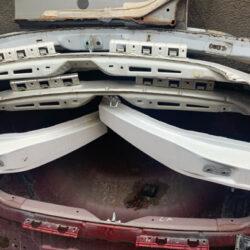Панель багажника задняя Hyundai Sonata LF Hybrid 2014-17 USA