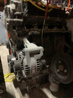 Двигатель Hyundai Sonata LF 2.4 2015-17 G4KJ рест 95 тыс миль
