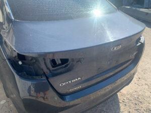 Крышка багажника Kia Optima 2013-15 hybrid 69200-4C510
