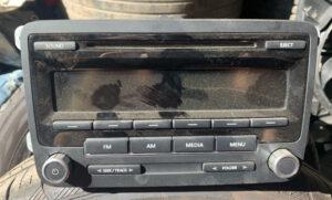 Магнитофон мультимедиа Volkswagen Passat B7 USA 1K0 035 164 D