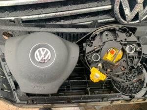Подушка безопасности в руль Airbag VW Passat B7 2010-15 USA