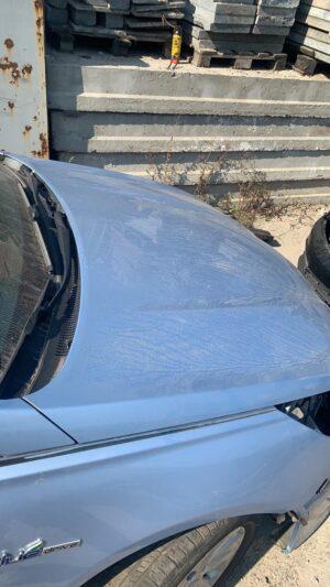 Капот Hyundai Sonata YF hybrid 2010-15 голубой