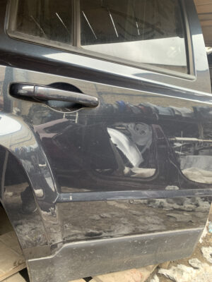 Дверь задняя правая Jeep Patriot 2010-17 USA темно-синяя