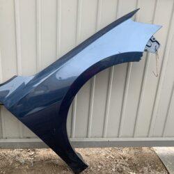 Крыло переднее правое Volkswagen Jetta 6 2010-17 синее