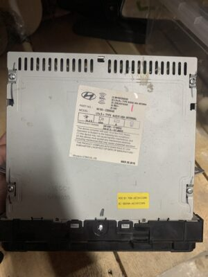 Магнитола радио Hyundai Sonata LF 2014-17 96180-C20004X