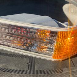 Указатель поворота левый Jeep Patriot 2010-17 USA новый 68004181AC JP-51862