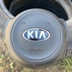 Подушка безопасности в руль Airbag KiA Optima Hybrid 2014-15 56900-2T520VA