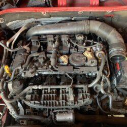 Двигатель Volkswagen Jetta 6 2010-17 1.8 TSI CPR USA 82K миль