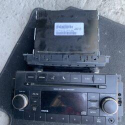 Б/у Магнитофон радио Jeep Patriot 11-17 P05091197AE